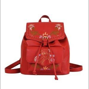Danielle Nicole Frozen II Anna Nature Backpack